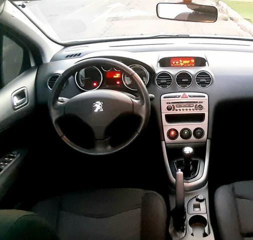 Peugeot 308 2014 1.6 Mecanico - Foto 4