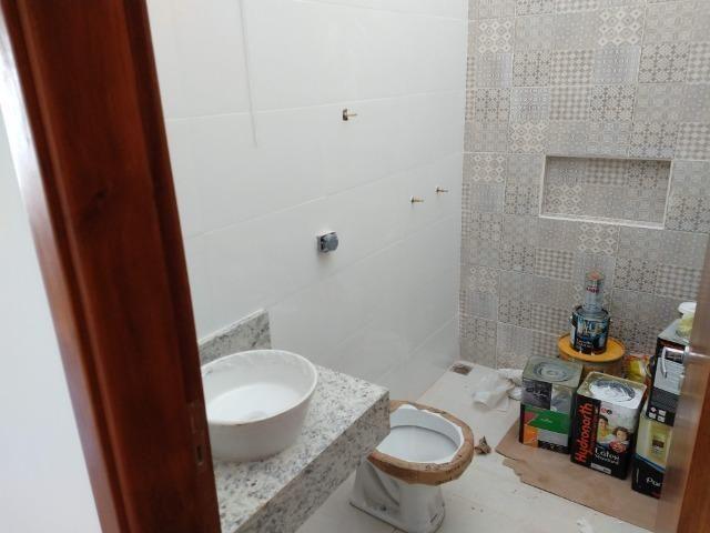 Residência de 70 m² c/ 2 quarto - Jardim Novo Bongiovani - Foto 7