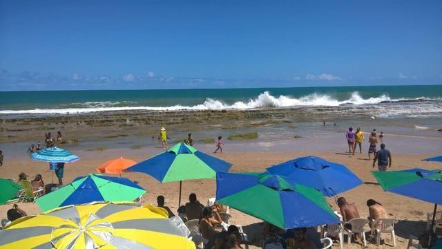 Vendo uma formosa casa, defronte ao mar, em JAUÁ (pé na areia) Valor R$450.000,00 - Foto 14