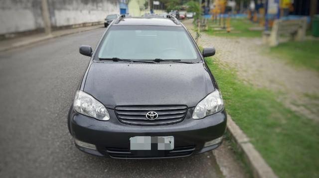 Toyota Corolla Fielder XEi 1.8 16v Automática 2007 - Foto 3