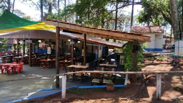 Passo o ponto comercial pesqueiro pesque e pague restaurante oportunidade - Foto 9