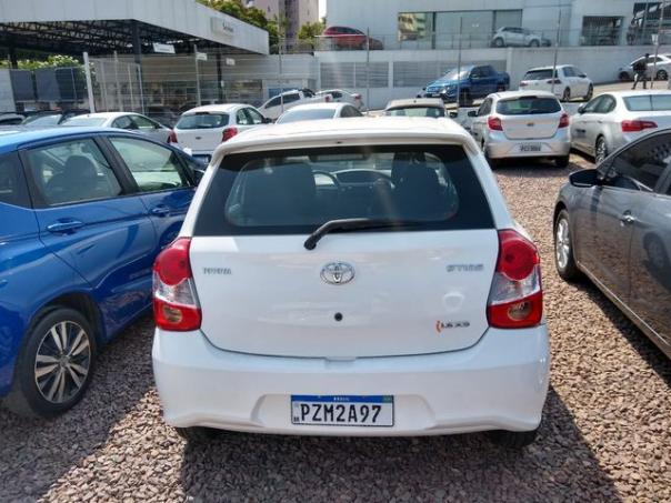 Toyota Etios Hatch XS 1.5L (Flex) - Foto 5