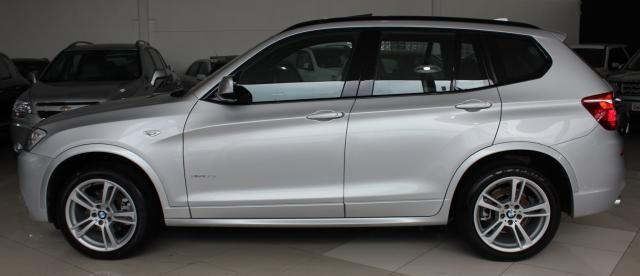 BMW X3 2012/2012 3.0 35I M SPORT 4X4 24V GASOLINA 4P AUTOMÁTICO - Foto 3