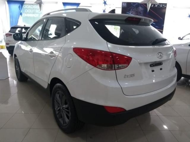 Hyundai Ix35 Gl 2.0 Aut 2020 Flex - Foto 7