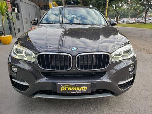 BMW X6 2015/2016 3.0 35I 4X4 COUPÉ 6 CILINDROS 24V GASOLINA 4P AUTOMÁTICO - Foto 7