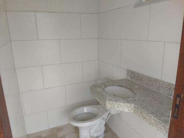 Linda casa 3 quartos com terreno de 480M2 em Itaipuaçu!!! - Foto 12