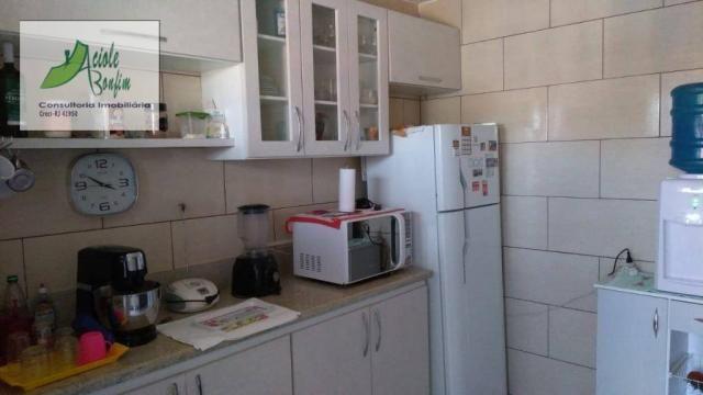 Apartamento com 2 dormitórios à venda, 75 m² por R$ 210.000 - Jardim Meriti - São João de  - Foto 4