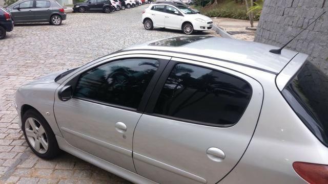Peugeot 206 Gnv/2007 - Foto 4