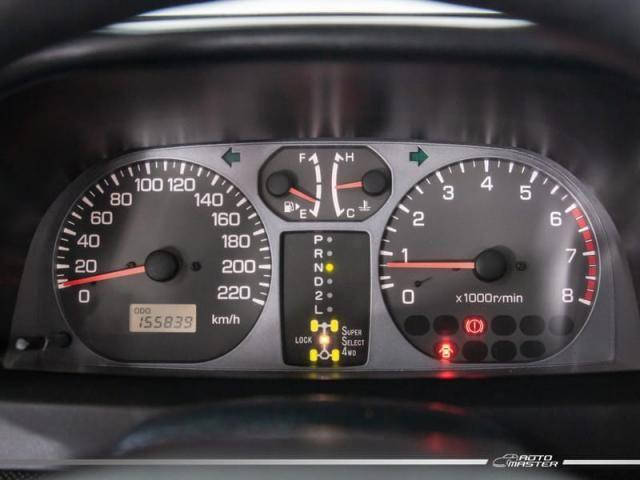 Mitsubishi Pajero TR4 2.0/ 2.0 Flex 16V 4x4 Aut. - Preto - 2008 - Foto 8