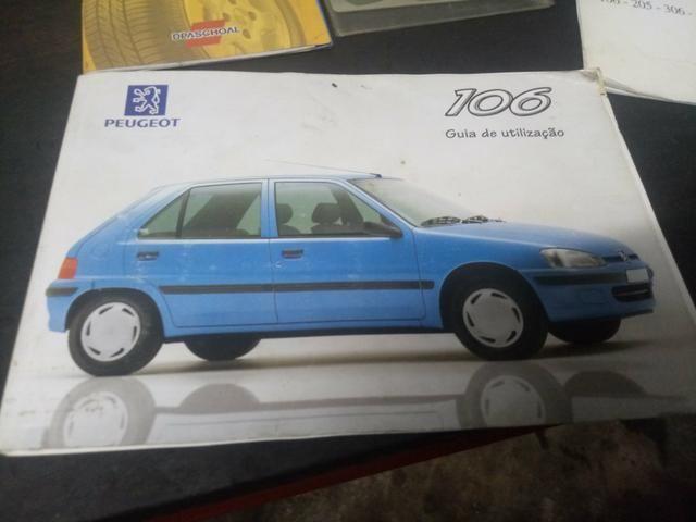 Peugeot 106 98/99 1.0 8 válvulas. Ar, vidros elétricos - Foto 16