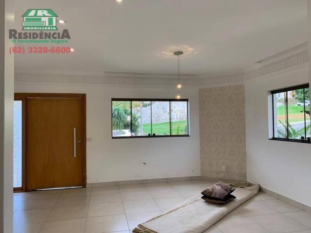 Sobrado com 4 dormitórios para alugar, 350 m² por R$ 6.000,00/mês - Residencial Sun Flower - Foto 2