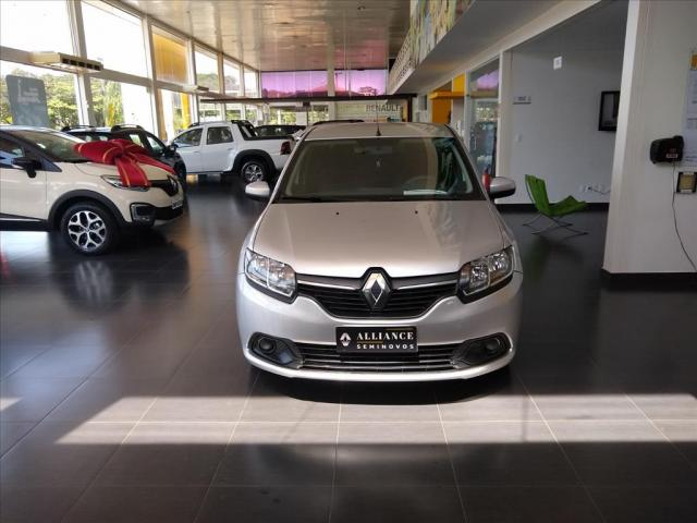 RENAULT LOGAN 1.6 EXPRESSION 8V FLEX 4P MANUAL - Foto 2
