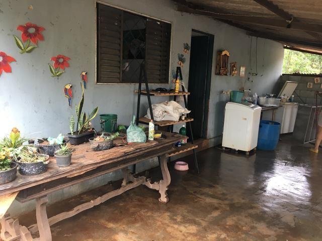 Chácara em Bela Vista de Goiás com casa