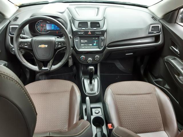 @* Chevrolet- Cobalt 2018 - Pago até tabela no Usado - Completo - Baixo Km - Foto 4