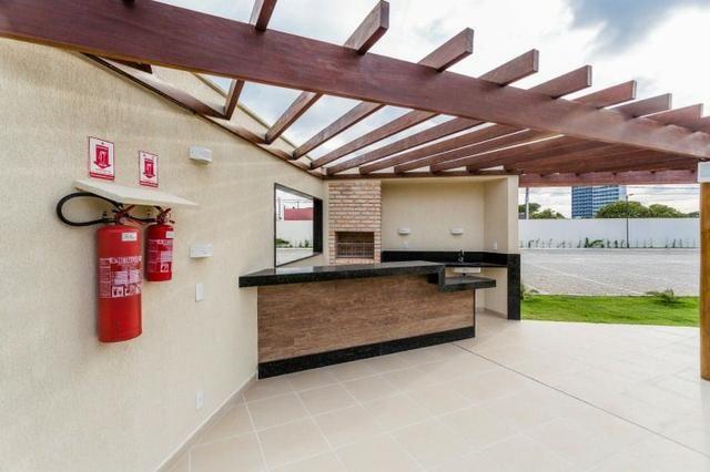 Apartamento de 3 Quartos em Ponta Negra (Residencial Áurea Guedes) 2 Vagas de Garagem - Foto 3