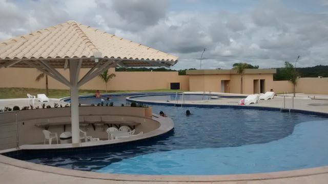 Casa Caldas Novas-GO, Condomínio Fechado, Jardins da Lagoa Condo Resort - Foto 15