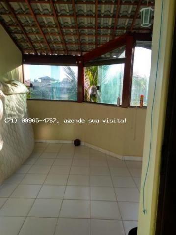 Casa em condomínio para venda em salvador, praia de flamengo, 3 dormitórios, 2 suítes, 4 b - Foto 13