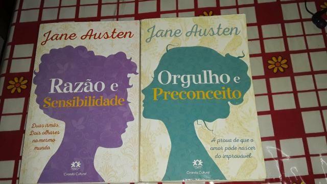 Livros Jane Austen