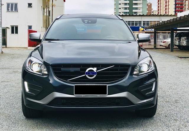 Volvo XC60 T6 R-Design,IPVA 2020 Pago,Aceita Troca,Único dono,Baixa Km !! - Foto 2