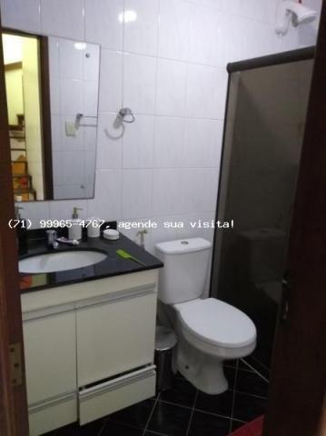 Casa em condomínio para venda em salvador, praia de flamengo, 3 dormitórios, 2 suítes, 4 b - Foto 11