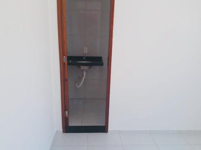 Casa com doc. gratis: 2 quartos , 2 bainheiros , com acabamento diferenciado - Foto 7