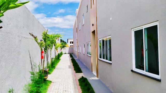 Lindo apartamento com fino acabamento 50 m2 , 02 suítes todo no porcelanato - Foto 6