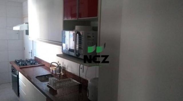Apartamento com 4 dormitórios à venda, 106 m² por r$ 550.000 - Foto 17