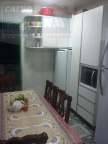 00676 - QNP 14! Aceito casa Vicente Pires! - Foto 4