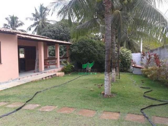 Casa residencial à venda, jacuipe, camaçari - ca0819. - Foto 4
