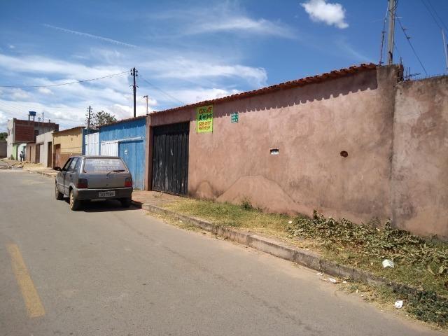 Vendo Lote com Barraco de Fundo no Arapoanga Próximo a Padaria Belo Pão e Posto Melhor - Foto 2