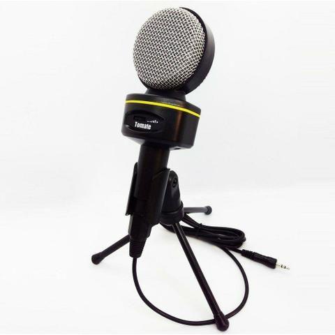 Microfone Multimídia Profissional com tripé - Foto 2
