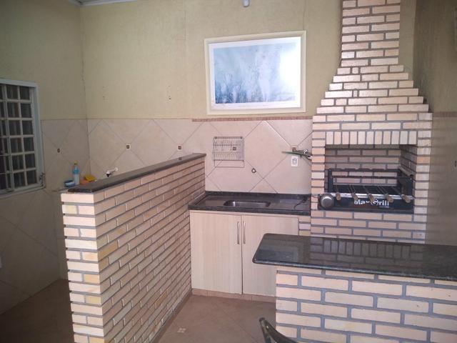 QN 12 Linda Casa Com Churrasqueira, 02 Quartos - Foto 4