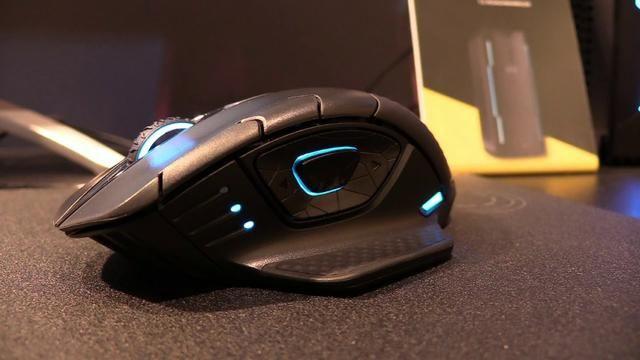 Mouse Gamer Corsair Dark Core SE, Wireless, RGB, 16000 DPI - Foto 3