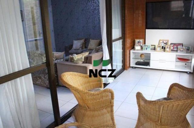 Apartamento com 4 dormitórios à venda, 106 m² por r$ 550.000 - Foto 7
