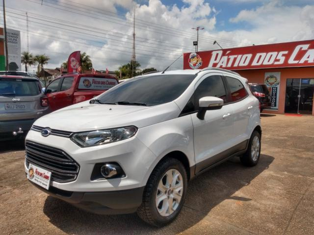 FORD ECOSPORT 2013/2014 2.0 TITANIUM 16V FLEX 4P POWERSHIFT