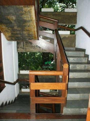 Casa residencial à venda, ondina, salvador - ca0970. - Foto 4