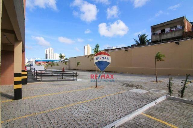 Apartamento Residencial Alvorada, com 3 dormitórios à venda, 75 m² por R$ 340.000 - Dix-Se - Foto 3