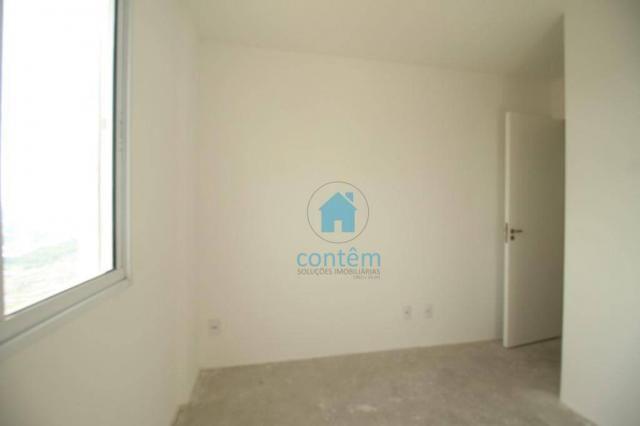 Apartamento com 2 dormitórios à venda, 53 m² por R$ 300.389,54 - Quitaúna - Osasco/SP - Foto 15