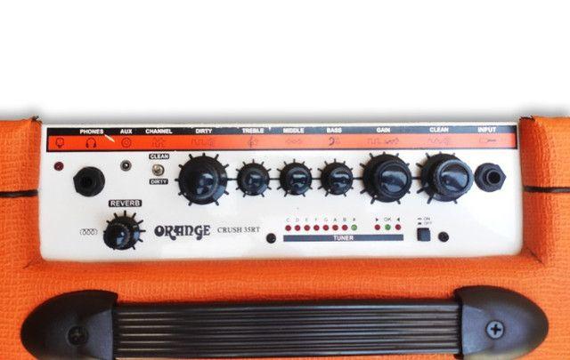 Amplificador Orange Crush 35rt - Foto 3