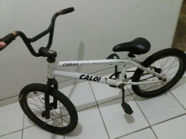 Bmx Caloi Cross Aro 20