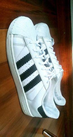 Tênis Adidas Superstars 50 PRA QUEM COMPRAR AGORA  - Foto 2