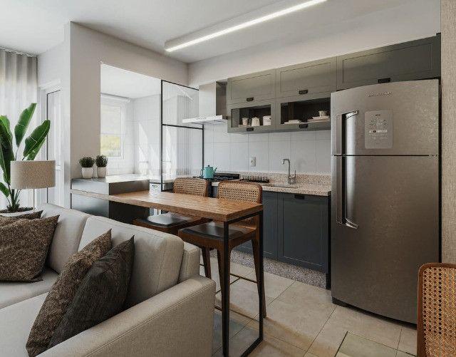 Apartamento Parque Cascavel 2 Quartos 1 suite - Foto 2