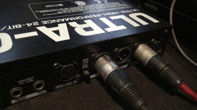 Equalizador ultracuve pro deq 2496 behringer - Foto 4