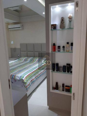 Apartamento com 2 dormitórios à venda, 60 m² por R$ 350.000 - Coqueiros - Florianópolis/SC - Foto 11