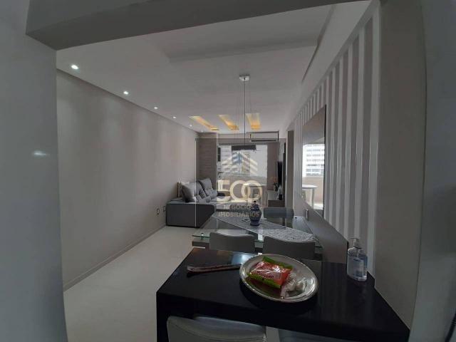 Apartamento com 2 dormitórios à venda, 60 m² por R$ 350.000 - Coqueiros - Florianópolis/SC - Foto 6