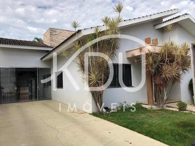 Casa à venda, 5 quartos, 2 suítes, 2 vagas, Jardim Italia - Primavera do Leste/MT - Foto 2