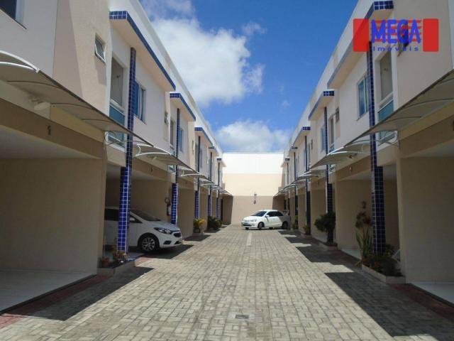 Casa duplex com 3 quartos, próximo à Av. Bezerra de Menezes - Foto 2