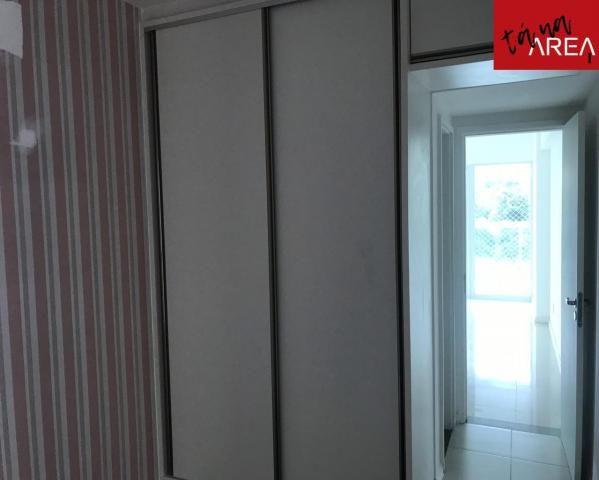 Apartamento no Itaigara, Alto do Parque, Cond. Chateau Du Parc - Área Imobiliária - Foto 9