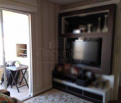 Apartamento à venda com 2 dormitórios em Capoeiras, Florianópolis cod:81086 - Foto 3