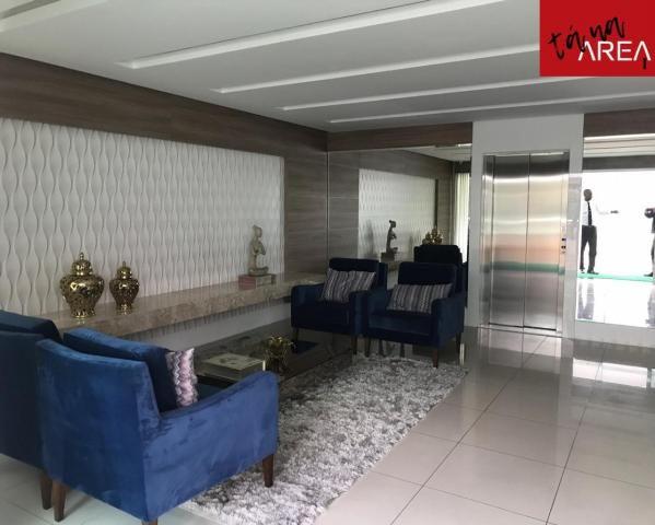 Apartamento no Itaigara, Alto do Parque, Cond. Chateau Du Parc - Área Imobiliária - Foto 15